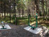 Parc de la Pointe (exerciseurs)