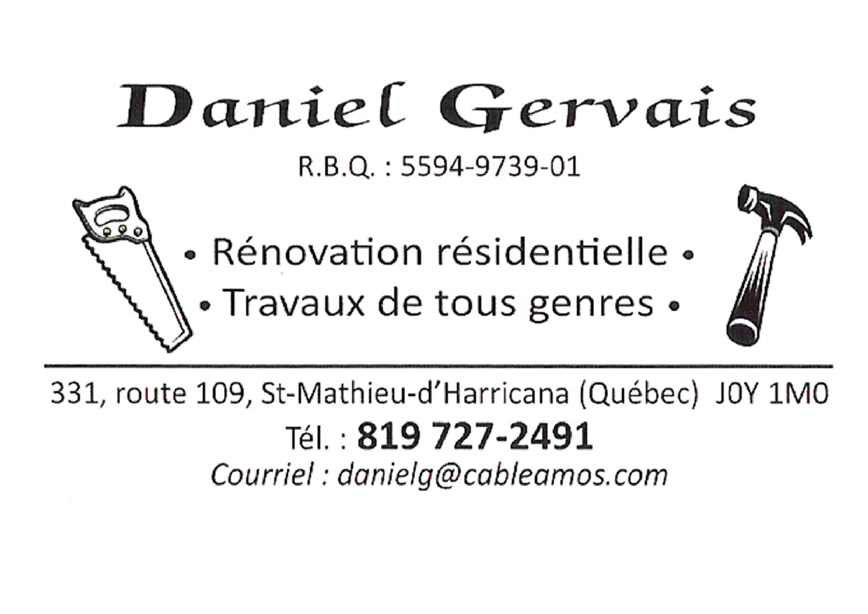 Daniel-Gervais